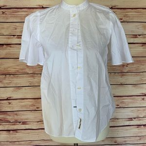 Kate Spade Broome St Button Down Shirt